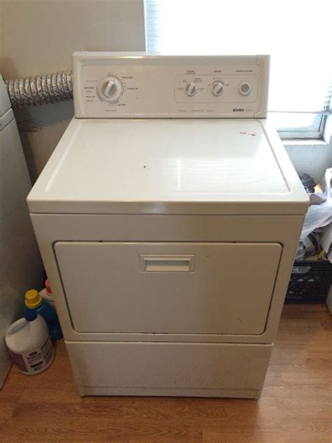 kenmore series 90 electric dryer no heat how to fix a kenmore 90 series gas dryer that will not heat your repair