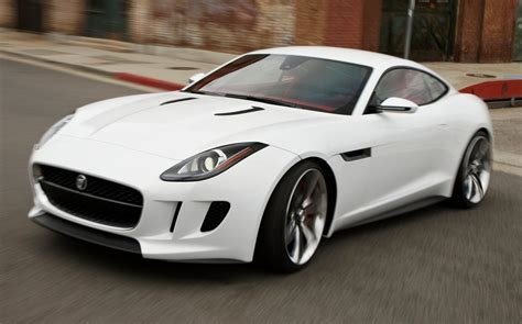 Jaguar F-type Coupe Faithful To The Concept