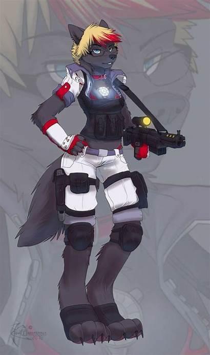 Furry Furries Gun Fleki Wallpapers Deviantart 2078