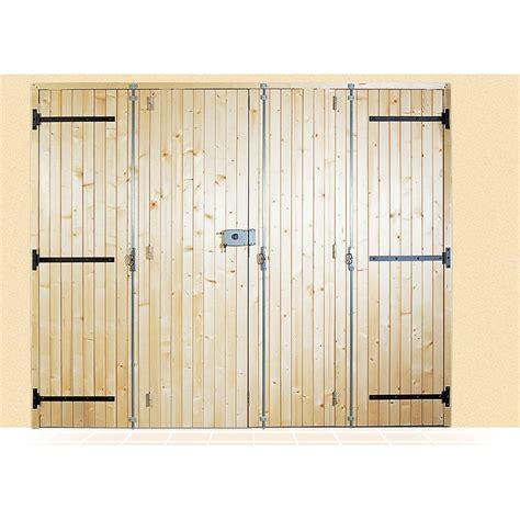 Porte De Garage En Bois Prix by Porte 224 Lames Verticales En Bois A La Fen 234 Tre