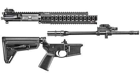Gun Review Ruger's Sr556 Takedown In 556300 Blk