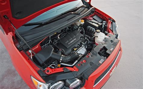 2012 Chevrolet Sonic Engine Bay Photo #45598428