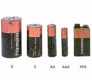Batteries  1 5v  Dry Cell
