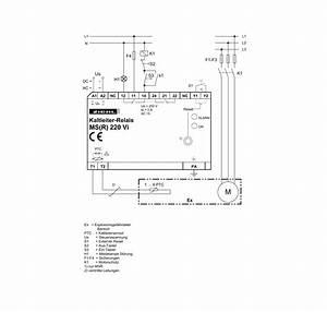 Kaltleiter-relais Typ Msr220vi