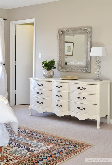 ultra glamorous vintage dressers   home