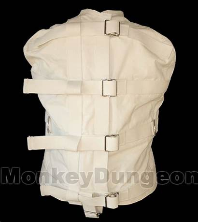 Straight Jacket Straitjacket Jackets Monkey Canvas Transport