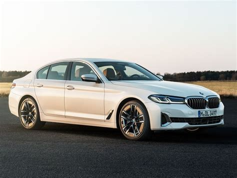 The bmw 5 series was redesigned for the 2017 model year. 2021 BMW 5-Series Review, Pricing, and Specs