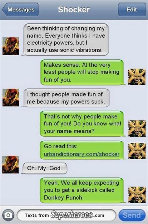 texts  superheroes barnorama