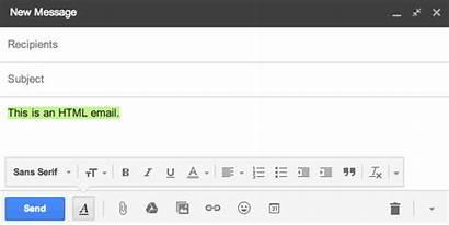 Gmail Text Plain Google Please Emails Compose