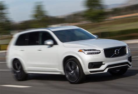 2016 Volvo Xc90 Configurations by 2018 Volvo Xc90 A Car For The Family Or Not