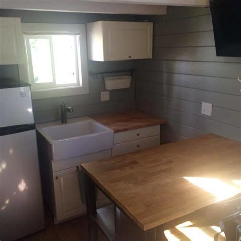roaming buffalo tiny house  sale  steamboat springs