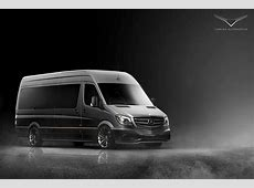 This MercedesBenz Sprinter Van Is a Mobile Taj Mahal