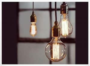 Suspension Ampoule Vintage : 17 meilleures id es propos de suspension ampoule filament sur pinterest filament ampoule ~ Teatrodelosmanantiales.com Idées de Décoration