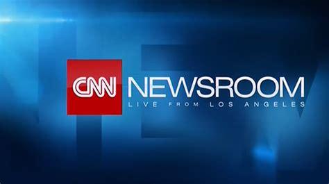 cnni teases los angeles newsroom newscaststudio