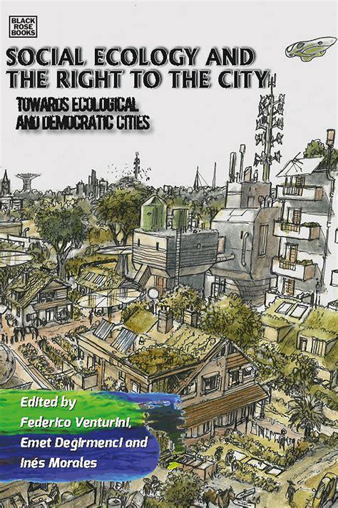 social ecology      city