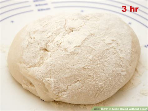bread with yeast step by step how to make dough rise without yeast