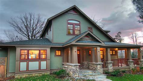 Charming California Bungalow Custom Home By Ballard