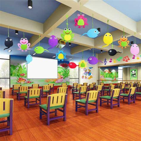 attractive kindergarten classroom decoration ideas