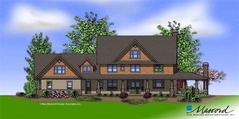 Mascord House Plan 2386 The Vicksburg