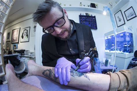 Study Getting Tattoos Good For The Immune System Simplemost