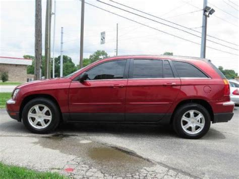 Chrysler Pacifica Touring 2005 by Find Used 2005 Chrysler Pacifica Touring In 5152 Lafayette