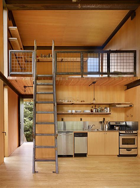 maintenance prefab tiny steel country cabin idesignarch interior design architecture