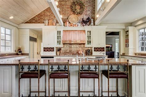 country kitchen santa 47 beautiful country kitchen designs pictures 6138