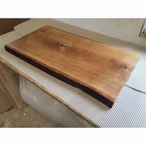 Waschtischplatte Holz Rustikal : baumscheibe waschtisch tischplatte unbes umt gerade eiche baumkante 150x35 40cm ge lt 4 5 ~ Sanjose-hotels-ca.com Haus und Dekorationen