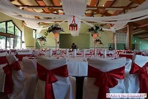 Décoration Mariage Rouge Et Blanc : blanc et argent ailes et zen evenements ~ Melissatoandfro.com Idées de Décoration