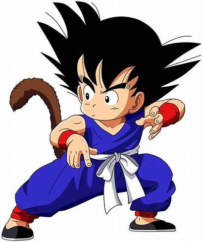Goku Kid Dragon Ball Anime Pilaf Saga