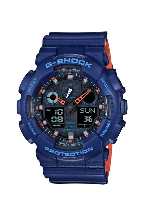 shock watches   colorful casio