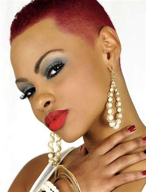 45 ravishing african american short hairstyles and