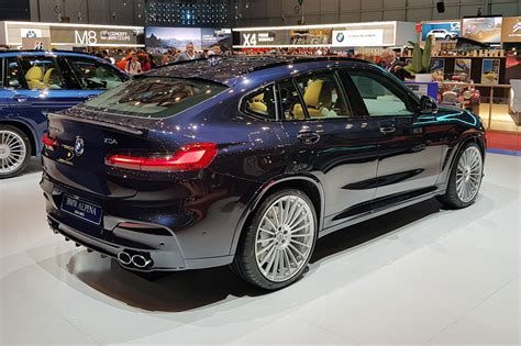 Alpina Revs Up Bmw Suvs With New Xd3 And Xd4