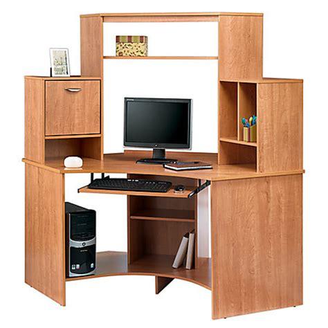 realspace magellan corner desk realspace magellan collection corner workstation 63 12 h x