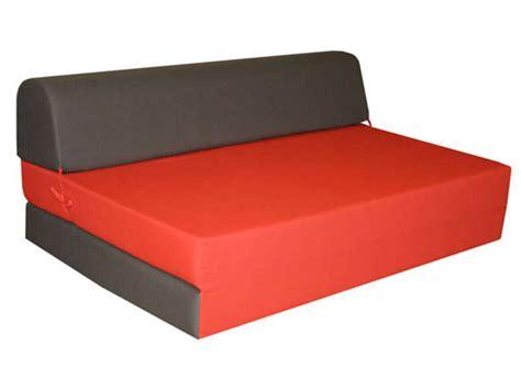 chauffeuse 2 places chauffeuse lit d appoint 2 places chappo coloris gris et