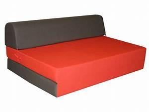 Chauffeuse D Appoint : chauffeuse lit d 39 appoint 2 places chappo coloris gris et ~ Teatrodelosmanantiales.com Idées de Décoration