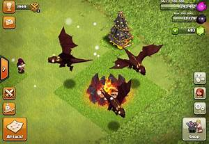 Clash of Clans Dragons - Attack Strategies, Stats & More