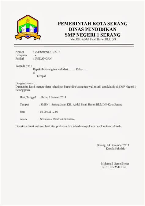 contoh surat izin lomba contoh hu