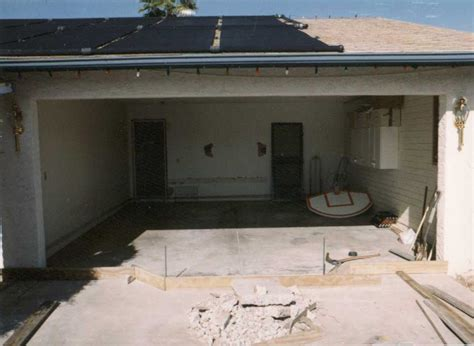 2 storey garage conversion qcc services residential