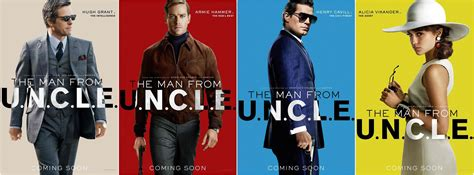 Check Out Three New Clips From Guy Ritchie's The Man From
