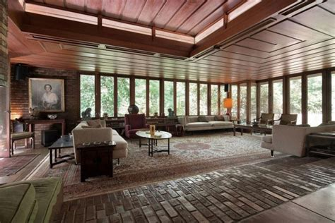 frank lloyd wrights sondern adler house  kansas city