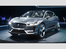 New Jaguar IPace is a 400bhp Teslabaiting electric SUV