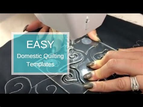 quilting templates  beginners youtube