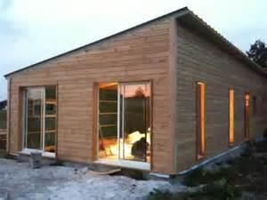 maison ossature bois maison et chalet en ossature bois