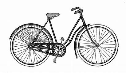 Bicycle Clip Bike Silhouette Bikes Clipart Cycling