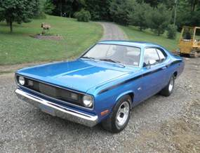 1972 Plymouth Duster for Sale Craigslist