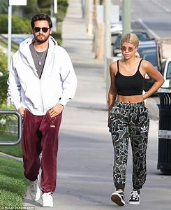 Sofia Richie out with beau Scott Disick in LA