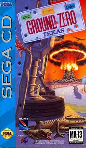 Ground Zero Texas For Sega Cd  1993