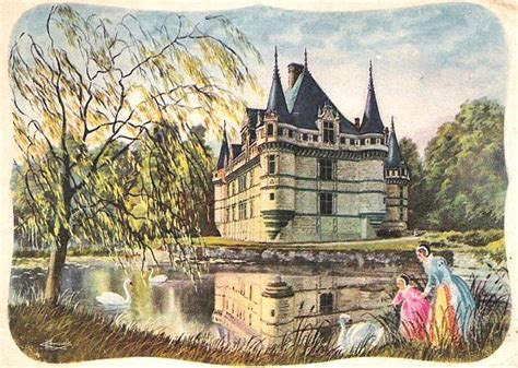 azay le rideau chateau histoire ch 226 teau d azay le rideau et renaissance fran 231 aise histoire magazine et patrimoine
