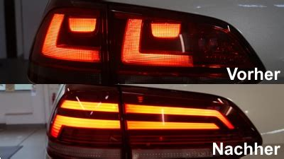 adapter  facelift led taillights